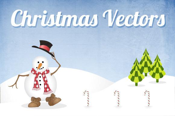 Christmas Vectors Pack 2