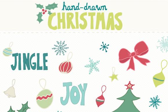 A Hand-Drawn Christmas
