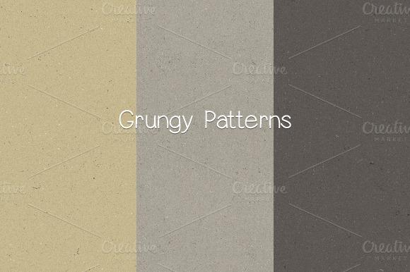 Grungy Patterns