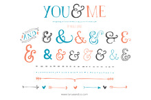You & Me (Clipart)