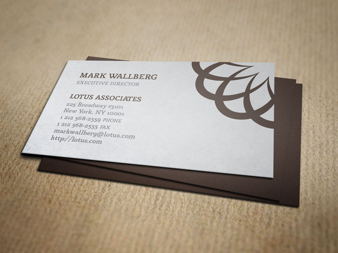 Vintage Law Firm Business Card Business Card Templates