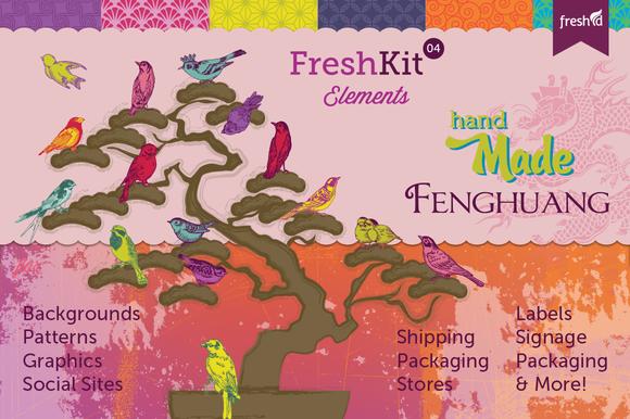 FreshKit 04 Handmade Fenghuang