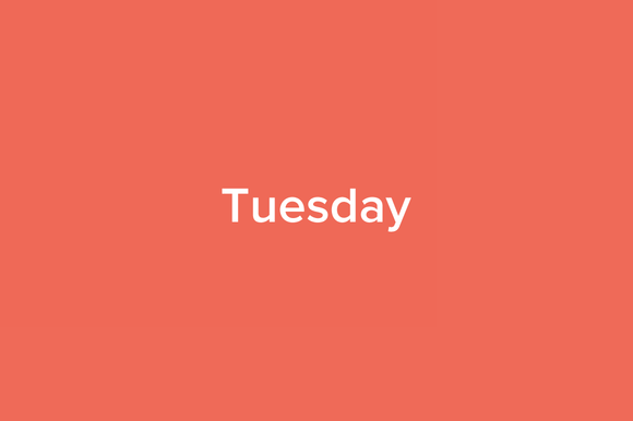 Tuesday Tumblr Theme