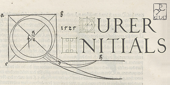 1523 Durer Initials OTF