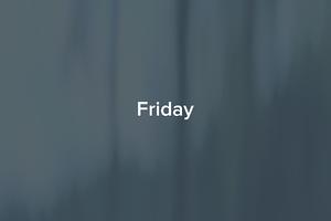 Friday Tumblr Theme