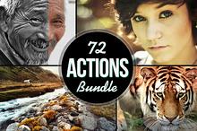 72 Actions Bundle
