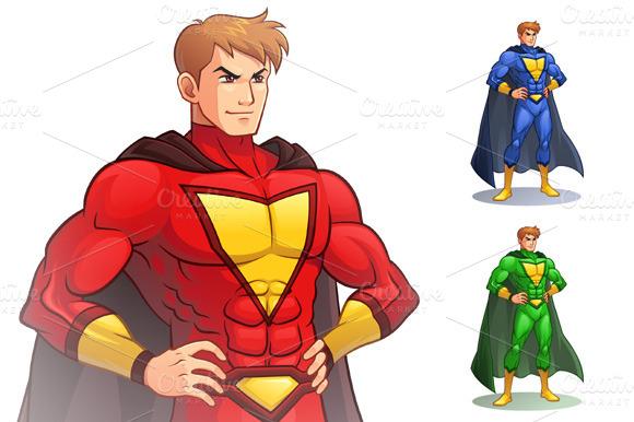 Great Superhero