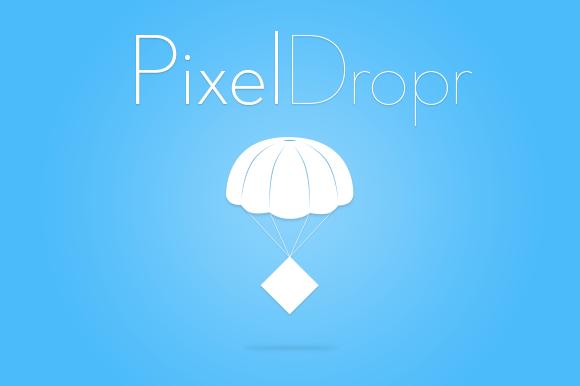 Pixel Dropr