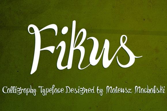 Fikus Script