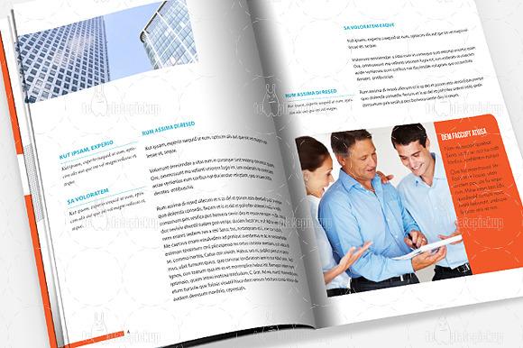 Multi-Purpose Brochure Template
