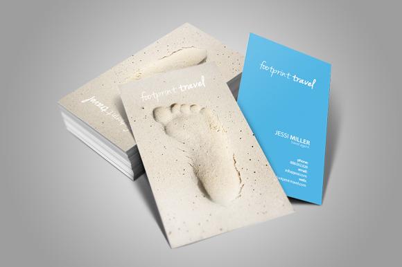 travel agency card
