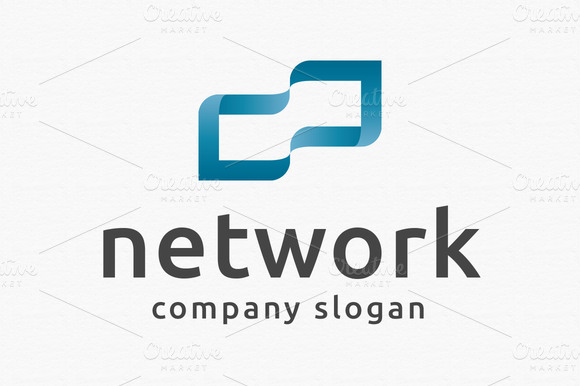 Network Logo Template