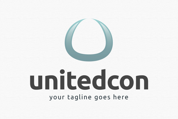 Unitedcon Logo Template