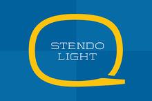 Stendo Extended Light - Wide Font