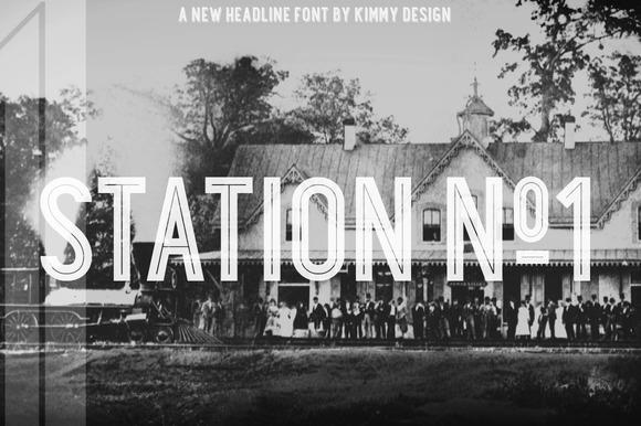 Station No.1