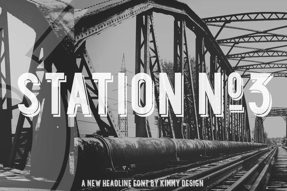 Station No.3