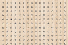 Stroke (300 + vector icons)