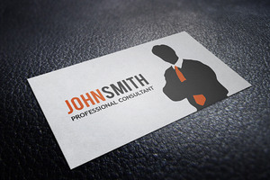 Professional Executive Business Card