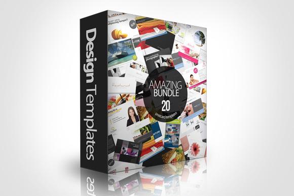 PostCard Bundle 20 Designs