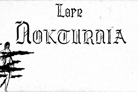 Lore Nokturnia
