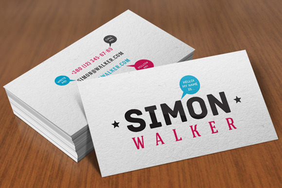 Personal Business Cards