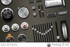 Analog - UI kit