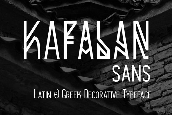 Kafalan Sans