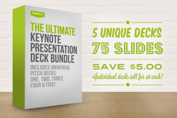 Ultimate Keynote Pres Deck Bundle