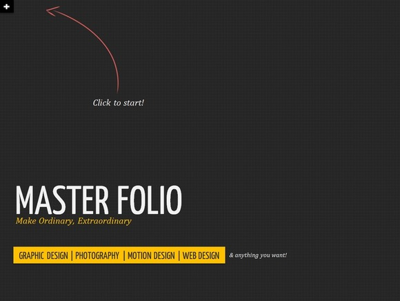 Master Folio V1 PowerPoint Template