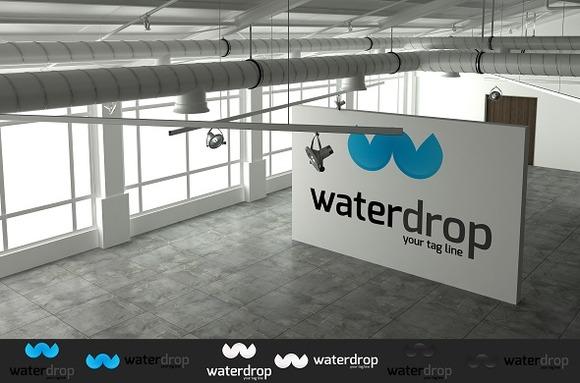 Waterdrop Logo
