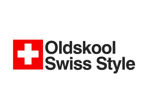 Oldskool Swiss PowerPoint Template