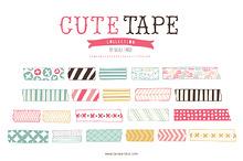 Cute Tape (Clipart)