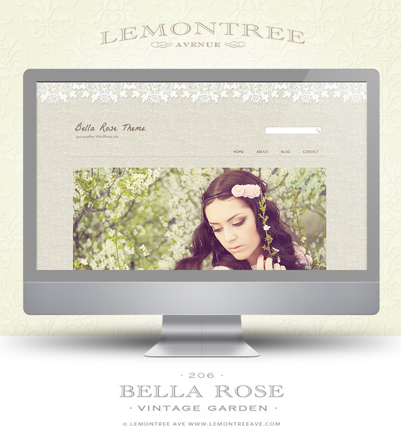 Bella Rose Theme