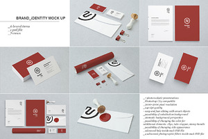 Branding/Identity Mock-up 2