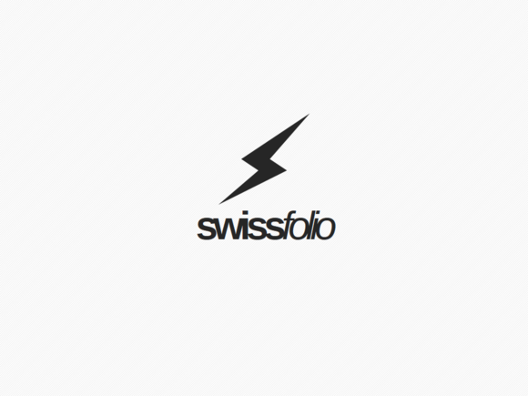 Swiss Folio PowerPoint Template