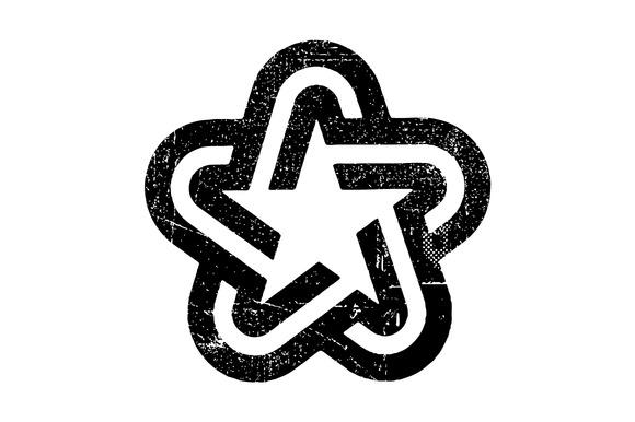 Textured Symbol Vector