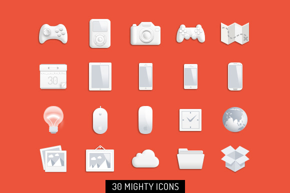Mighty Icons