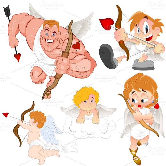 Cupid Vectors
