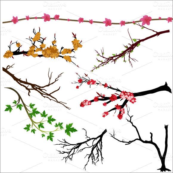 Branches Vectors