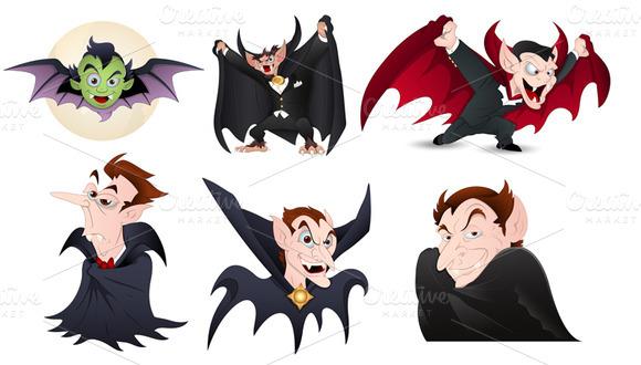 Vampires Dracula
