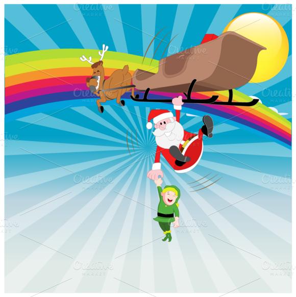 Santa Backgrounds