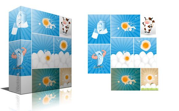 Dairy Graphics