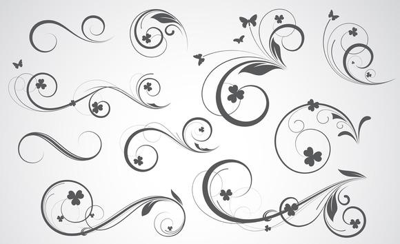 Swirls Designs Pack