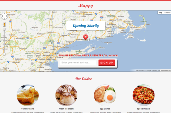 Mappy Responsive Coming Soon