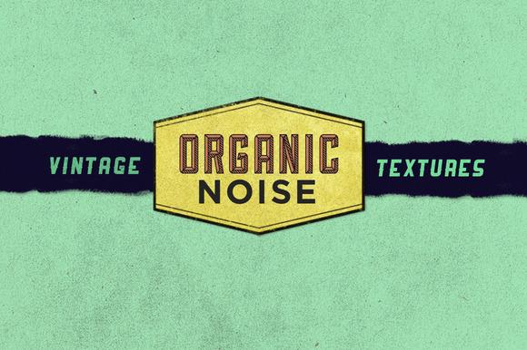 Vintage Organic Noise Texture Pack