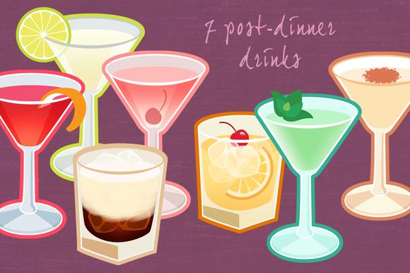 7 Post-dinner Drinks