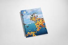 A5 Notebook Mock-Up