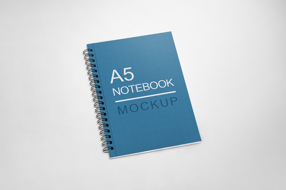 Furniture styles guide - A5 Notebook Mock Up Product Mockups On Creative Market