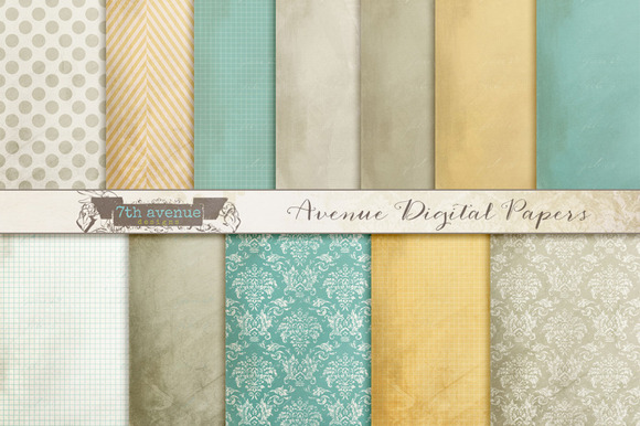 Avenue Digital Papers
