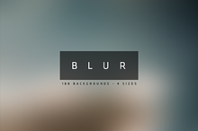 Blur - Blurred Backgrounds